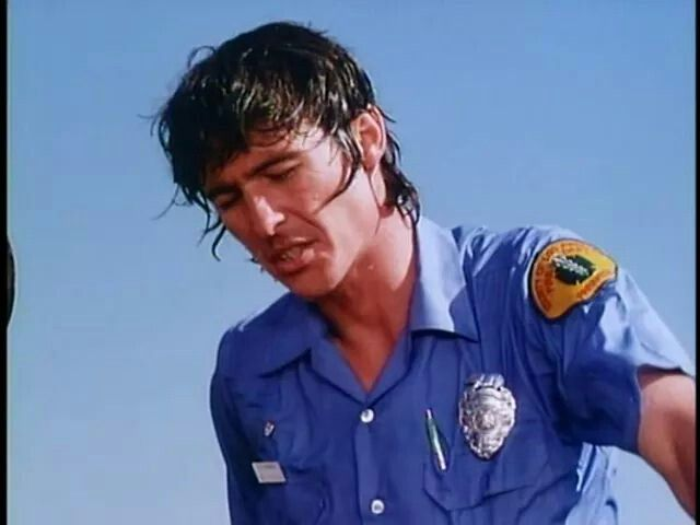 ,,You've got to love a wet Randolph Mantooth aka John Gage.