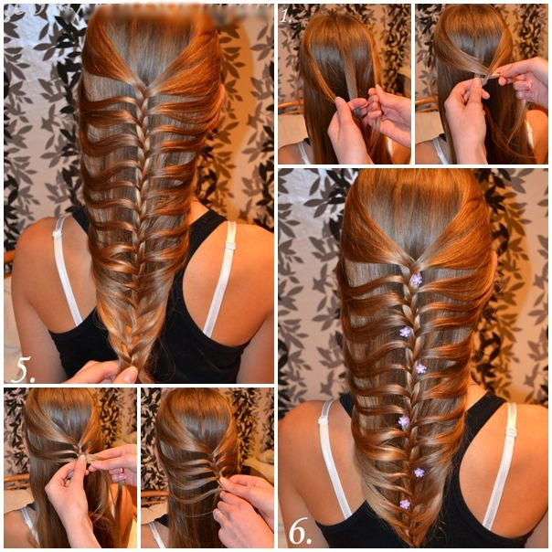 This is a wonderful fishtail/mermaid braid hairstyle . Fishtail braid or Mermaid Braids are considered as one of the most beautiful braids which every girl love to have. I hope you loved this hairstyle and will give it a try. It is better to take help from any professional but …