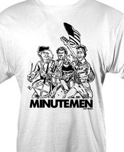 Minutemen T