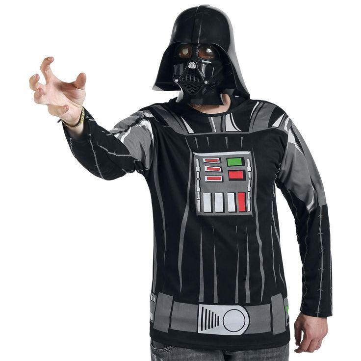 #Disfraz #darthvader #starwars #Guerra de las Galaxias #funny $34.99   #empspain la mayor tienda online de Europa de Merchandising oficial de bandas de #Metal  #HardRock  #Heavy  Ropa #Gotica  #Punk y todo lo que te hace falta para vivir el Rockstyle en toda su dimensión...-