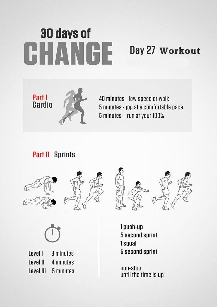 #30DaysOfChange Day 27 Workouts: #30dayschallenge #exercise #fitness #wellness #lifestyle #bodybuilding #musclebuilding #workout #weightloss #bodytransformation