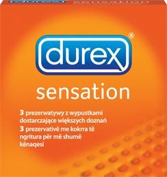 #Durex Sensation