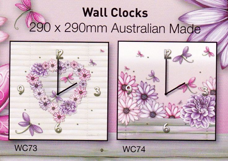 Clock - $45 plus post Aus wide