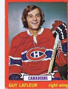 Guy Lafleur Hockey Cards, Trading Card Sets & Boxes