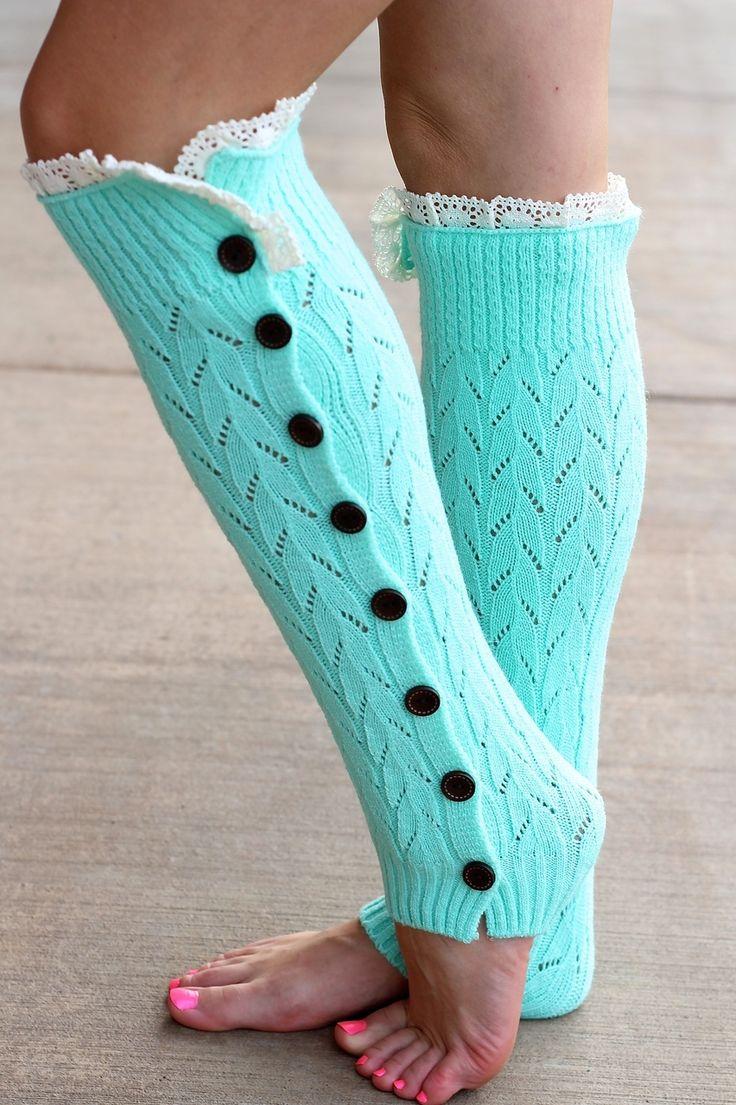 Knitting Pattern Leg Warmers Straight Needles : Best 25+ Leg warmers ideas on Pinterest Knit leg warmers, Leg warmers diy a...