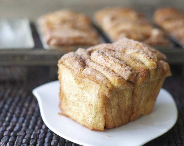 Pan de canela / Pull apart cinnamon bread | En mi cocina hoy