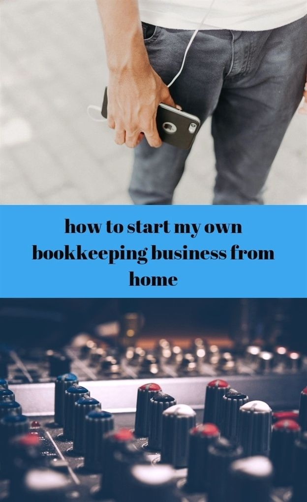 how to start my own bookkeeping business from