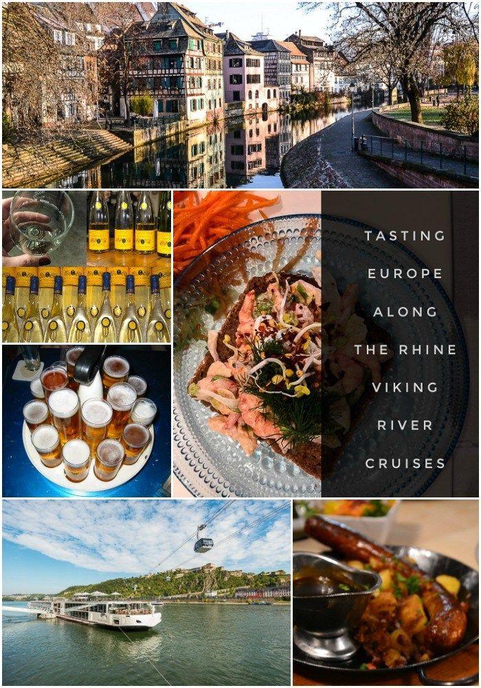 #VikingRiver Cruises | #Rhinecruise | Food | #Europe | Germany | France | Wine | Switzerland | Netherlands