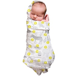 For Baby Dean :: mozi baby muslin wrap
