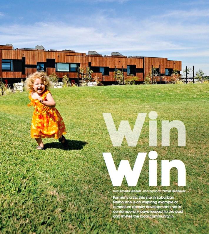 win win - photography: Patrick Rodriguez, architect: Six Degrees & Simon Taylor Landart