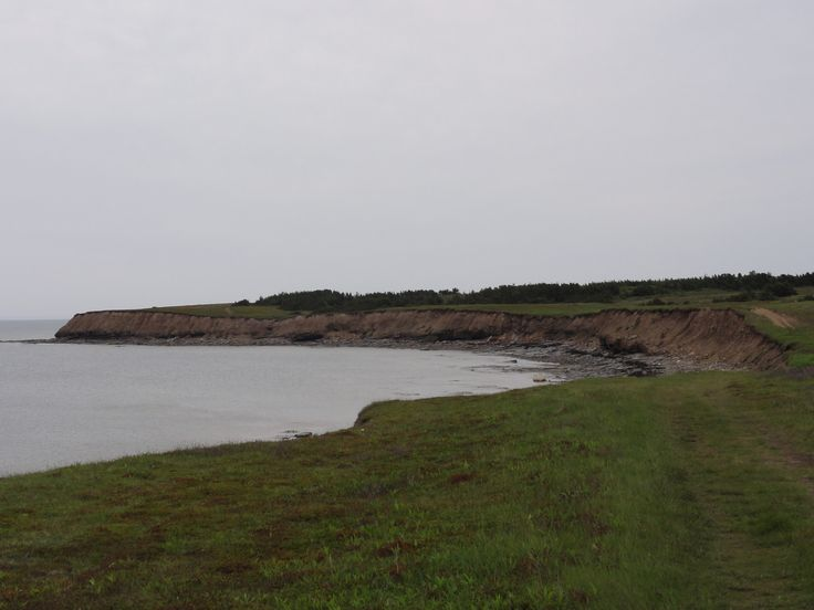 Donkin shore, Cape Breton
