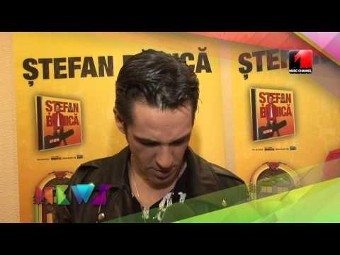 Stefan Banica in concert la Sala Palatului @ Music Channel News