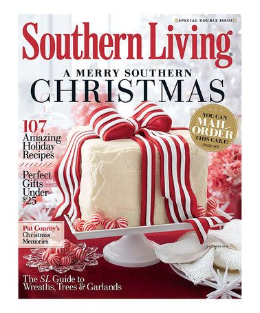 This Southern Living Magazine Subscription is perfect! #zulilyfinds