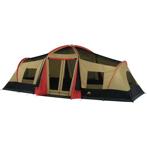 Ozark Trail 10 Person 3 Room Xl Camping Tent 20 X 11