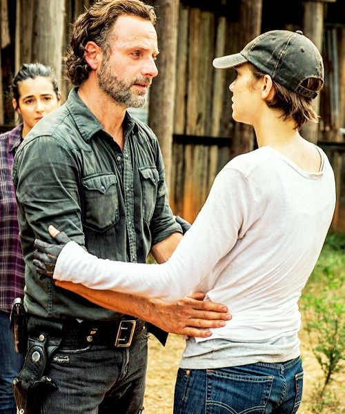 The Walking Dead Season 7 Episode 8 'Hearts Still Beating'
