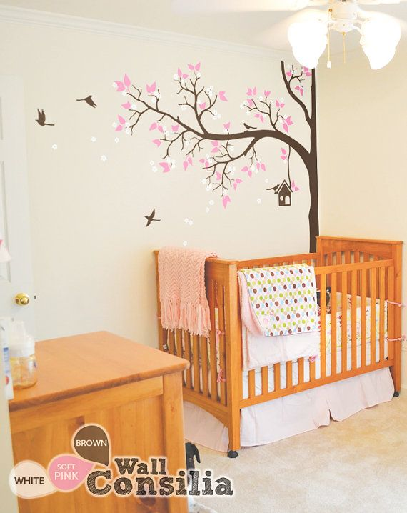 Hey, I found this really awesome Etsy listing at https://www.etsy.com/listing/178543097/tree-wall-decal-nursery-wall-decoration