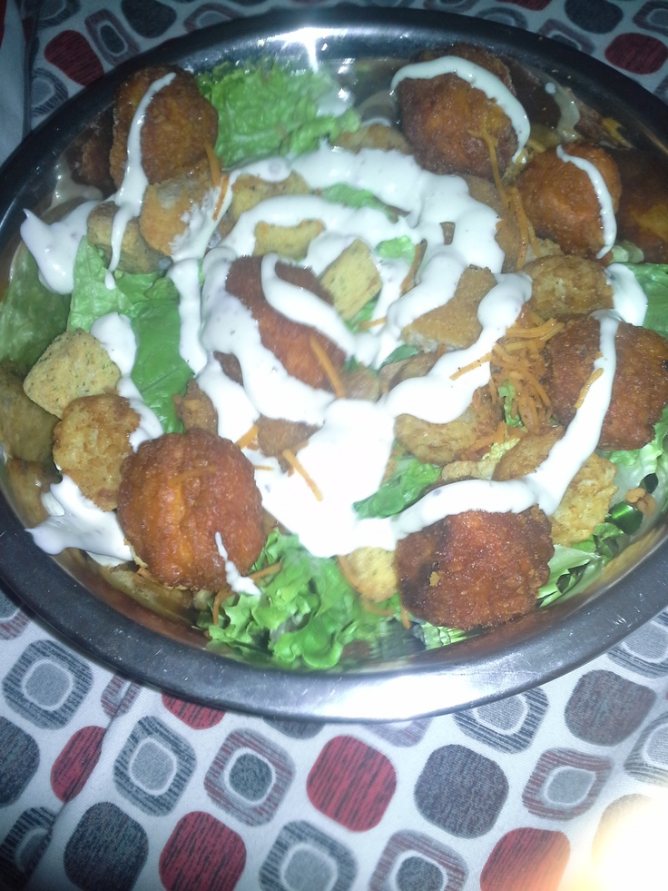 my home made salad
