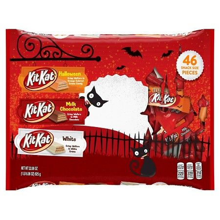 kit kat halloween commercial actress
