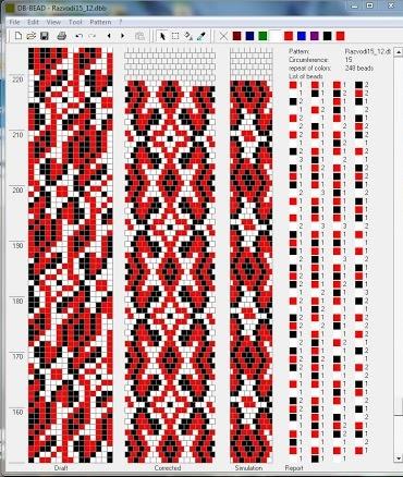Beaded crochet tube patterns