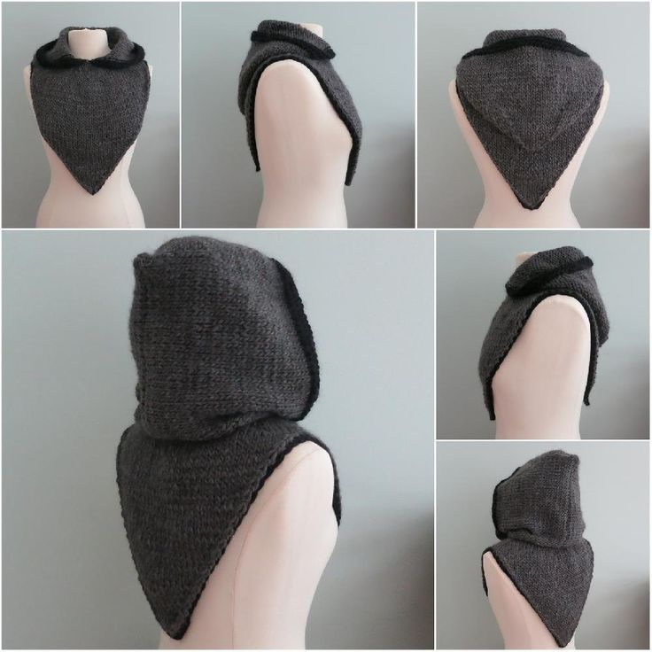The companion Maid Marion's Hooded Bandana Cowl is located here http://www.ravelry.com/patterns/library/maid-marian-hooded-bandanaRobin's Hooded Cowl is so very cozy and warm. A generous hood and stylish shape make this a unique accessory. It can be worn under or over your outerwear and adds an extra layer of warmth. Perfect for both men and women!!!!! Robin's Hooded Cowl knits up quickly in a single strand of bulky or worsted weight held double strand. Knit it al...