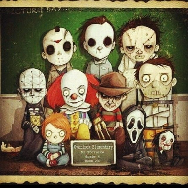Horror Class Picture