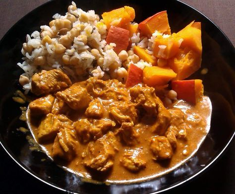 Rezept Butter Chicken von P17 - Rezept der Kategorie Hauptgerichte mit Fleisch