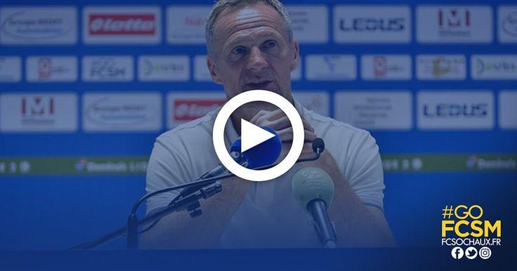 [vidéo] 🎙️ Les réactions de Jean-Louis #Garcia et Albert #Cartier après #FCSMESTAC (2-3).