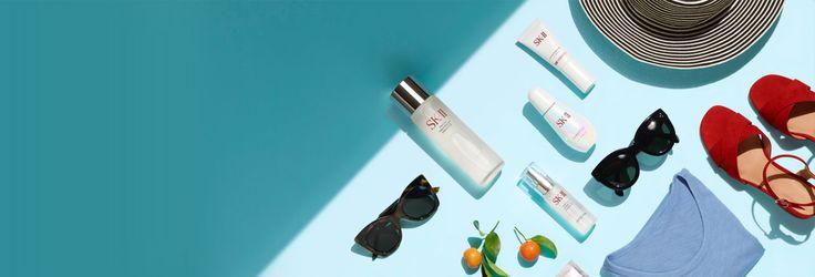 紫外線と日焼けから肌を守る - 有害な紫外線から肌を守り、 輝くツヤ肌を保つための、 美白のコツをご紹介します。