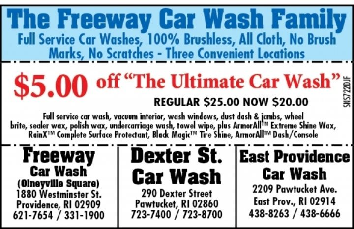 Crew car wash discount coupons