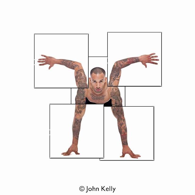 James Ellington, British Sprint Athlete (Sponsored by King of Shaves) #London2012