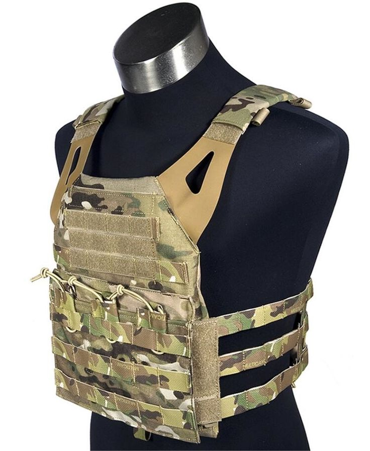 117.79$  Watch here - http://ali4tt.worldwells.pw/go.php?t=32684769905 - In stock FLYYE genuine MOLLE  Swift Plate Carrier  Military Tactical Vest  VT-M028 117.79$