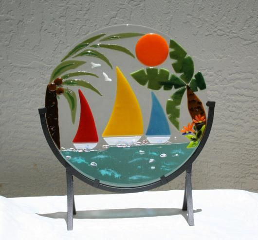 BEAUTIFUL DAY TO SAIL - Delphi Artist Gallery