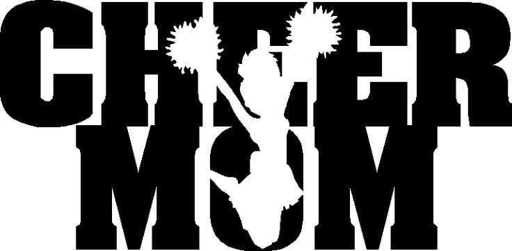 Cheer Graphics | Clip Art & Fonts | Pinterest | Cheer mom ...
