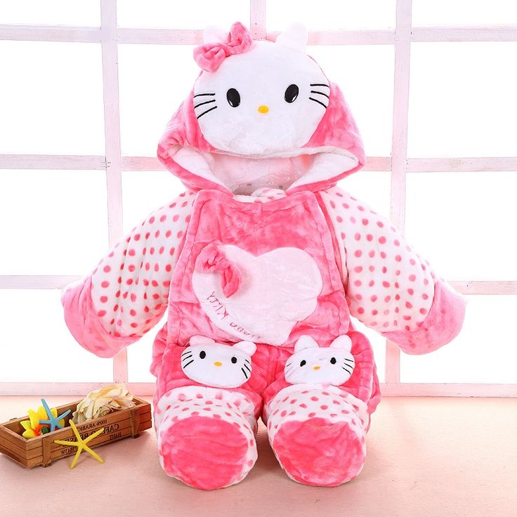 Hello Kitty Costume For Baby Girl