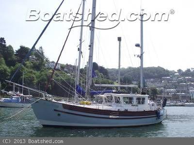 Fisher 34 MKII
