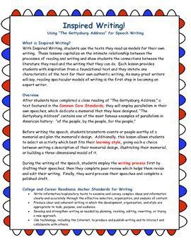Gettysburg address summary essay thesis