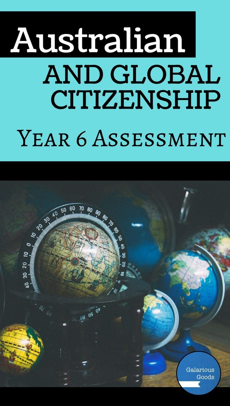 If the world were a village of 100 people lesson plan - Australian And Global Citizenship Assessment Year 6 Hass