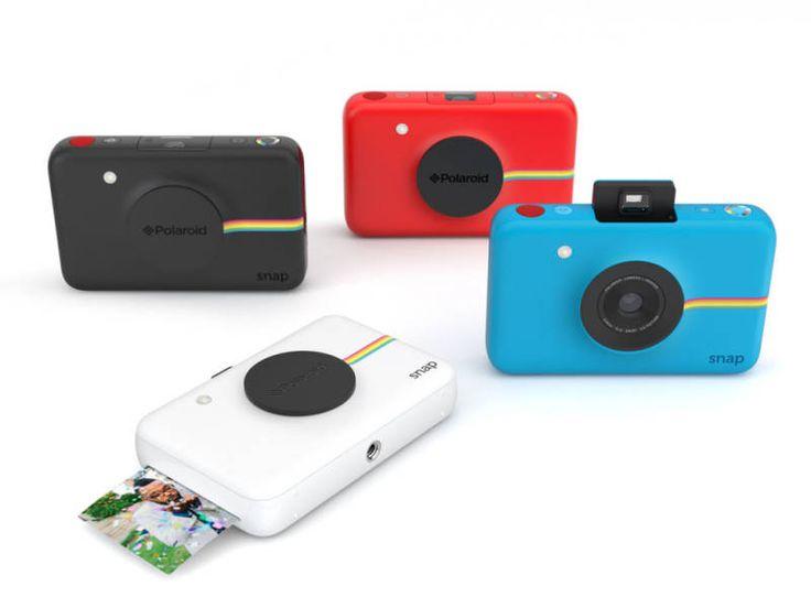Polaroid Snap, Kamera Yang Dapat Mencetak Photo Tanpa Tinta | Berita Digital Kalteng
