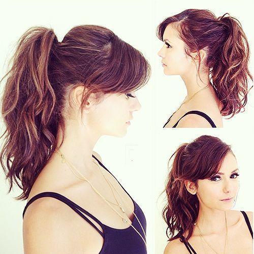 Ciao Ragazze! Oggi voglio mostravi vari trend per i capelli per l'estate che ho trovato sul Web e...