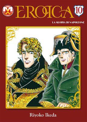 Eikou no Napoleon – Eroica Volume 10 (magic press edition)