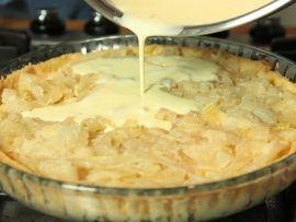 Quiche cipolle e groviera: Ricette di Cookaround | Cookaround