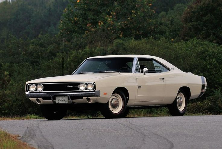 1968 Dodge Charger 500