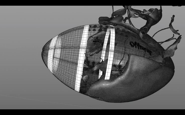 Rugby TV Spot VFX Breakdown