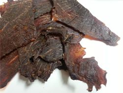 MakeThatJerky.com - How to make beef jerky with flavors such as lemon pepper, sweet teriyaki, bbq, jalapeno, and even pineapple !!