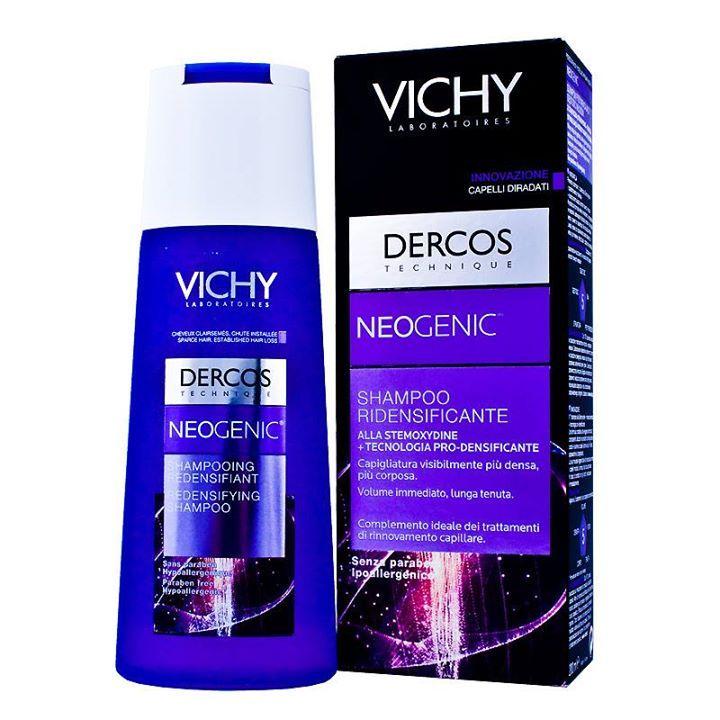 Dziękuję za szampon uzupełniający kurację Vichy. Jedna sąsiadka się śmieje,ze teraz mogę już wszystkie włosy ogolić,bo zaraz będzie ich więcej:) ta kampania była wspaniała. 3 opakowania kuracji + szampon.DZIEKUJĘ
