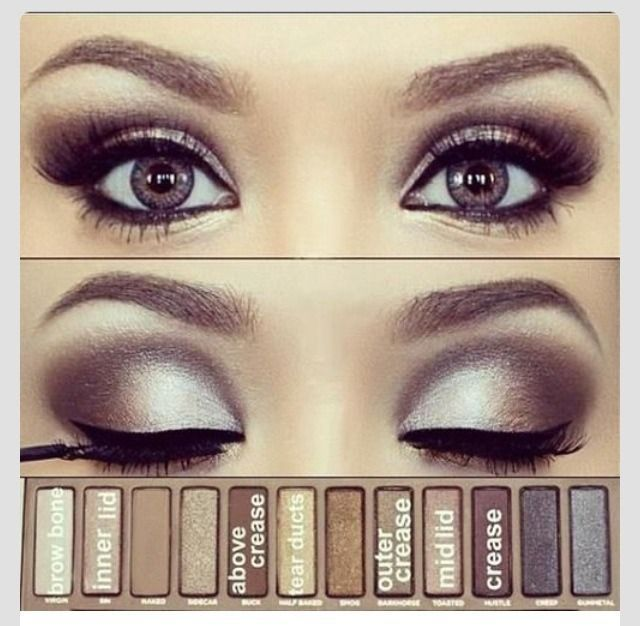 Naked 2 Eyeshadow Tutorial!