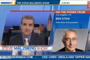 """Ben Stein: Michael Brown was armed with his """"strong, scary self"""""""