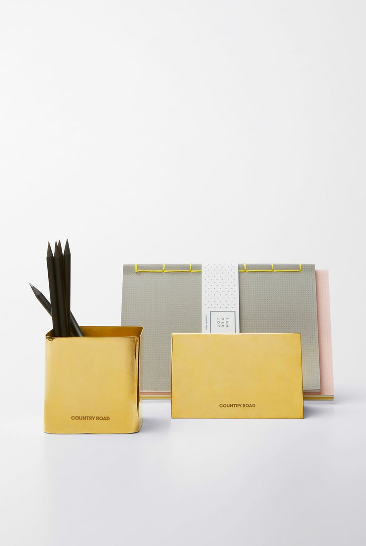 #Countryroad - Desk Accessories