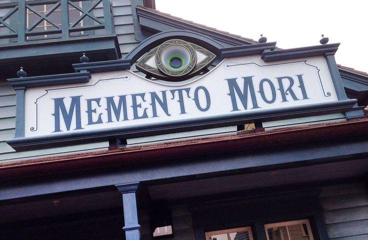 Memento Mori - Haunted Mansion Gift Shop - Disney World
