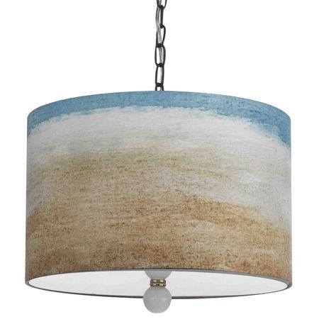 I Pinned This Seaside Pendant From The AF Lighting Event